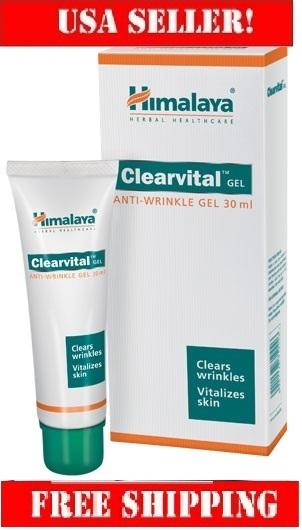Clearvital anti wrinkle gel