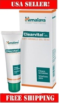 Himalaya Clearvital 30ml Clears wrinkles and vitalizes skin,retail value... - $7.69