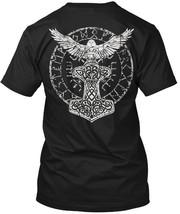 Trendy Viking S Hanes Tagless Tee T-Shirt Hanes Tagless Tee T-Shirt - £17.45 GBP