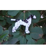 Pointer everyday Ornament, English, OOAK, clearance - get it before it i... - $20.80