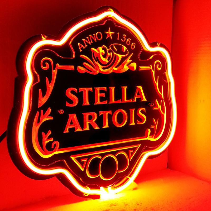 Sb049 Stella Artois Beer Bar Club Pub Shop And Similar Items