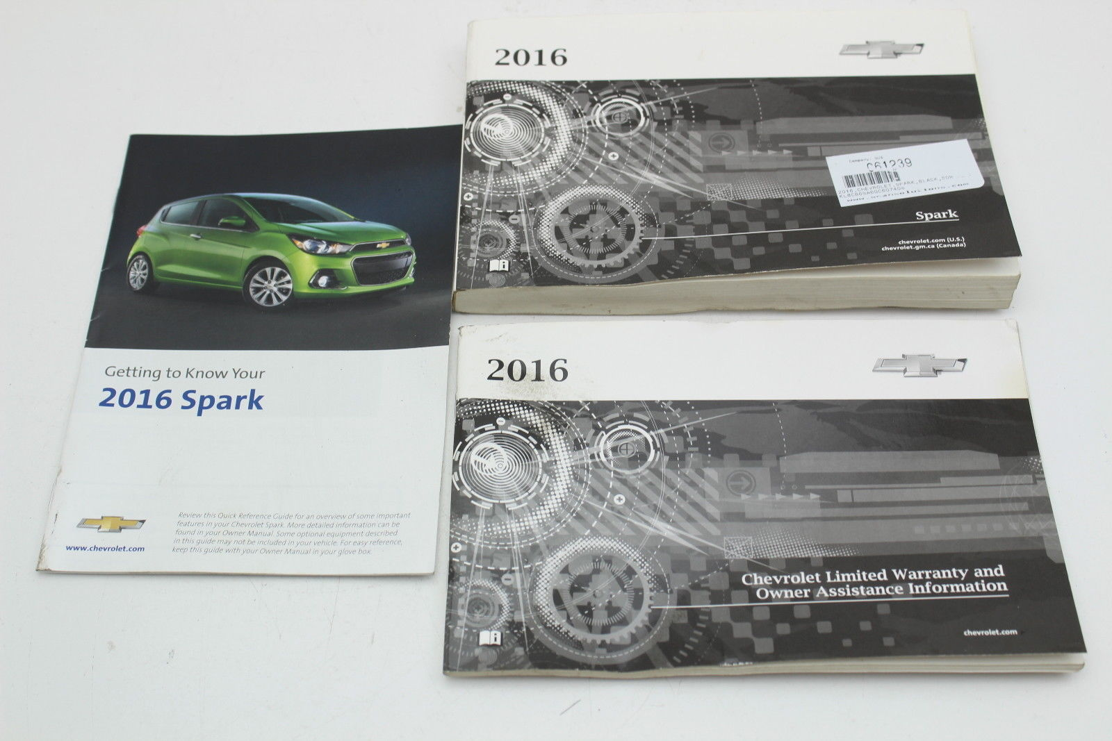 13 chevrolet spark vehicle owners manual and 50 similar items rh bonanza com Used Chevy Spark Chevy Spark Dashboard