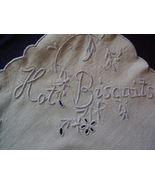 Vintage - Biscuit Cozy  - $12.00
