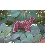 Sussex Spaniel everyday Ornament, OOAK, clearance - get it before it is ... - $27.20