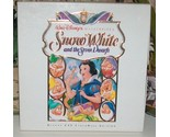 Walt disneys snow white deluxe laserdisc thumb155 crop