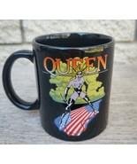 Queen Mug USA Mistress Bravado Official Black  - $13.10