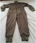 coverall cold weather insulated olive green size medium rear and front o... - $59.81