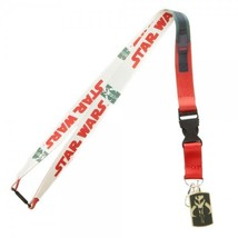 Star Wars Boba Fett Costume ID Badge Holder Keychain Lanyard - $8.75