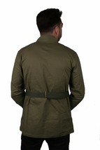 Dope Homme Standard Distribution M65 Style Militaire Veste Nwt image 2