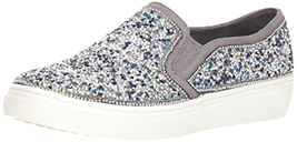 Skechers Women's Goldie - Rock Show. Scattered Rhinestone and Beads Slip on - $85.25+