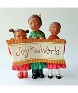 Hallmark Keepsake Ornament 2004 JOYFUL TRIO Joy to the World Christmas O... - $10.80
