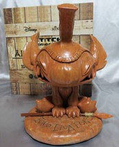Rare 2012 Disney 10th Anniversary MINDstyle Limited 500 Wood Stitch Figu... - $779.13
