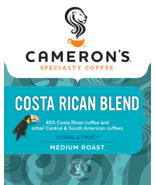 CAMERON'S WHOLE BEAN COSTA RICAN BLEND 4LB PACKAGE - $44.46