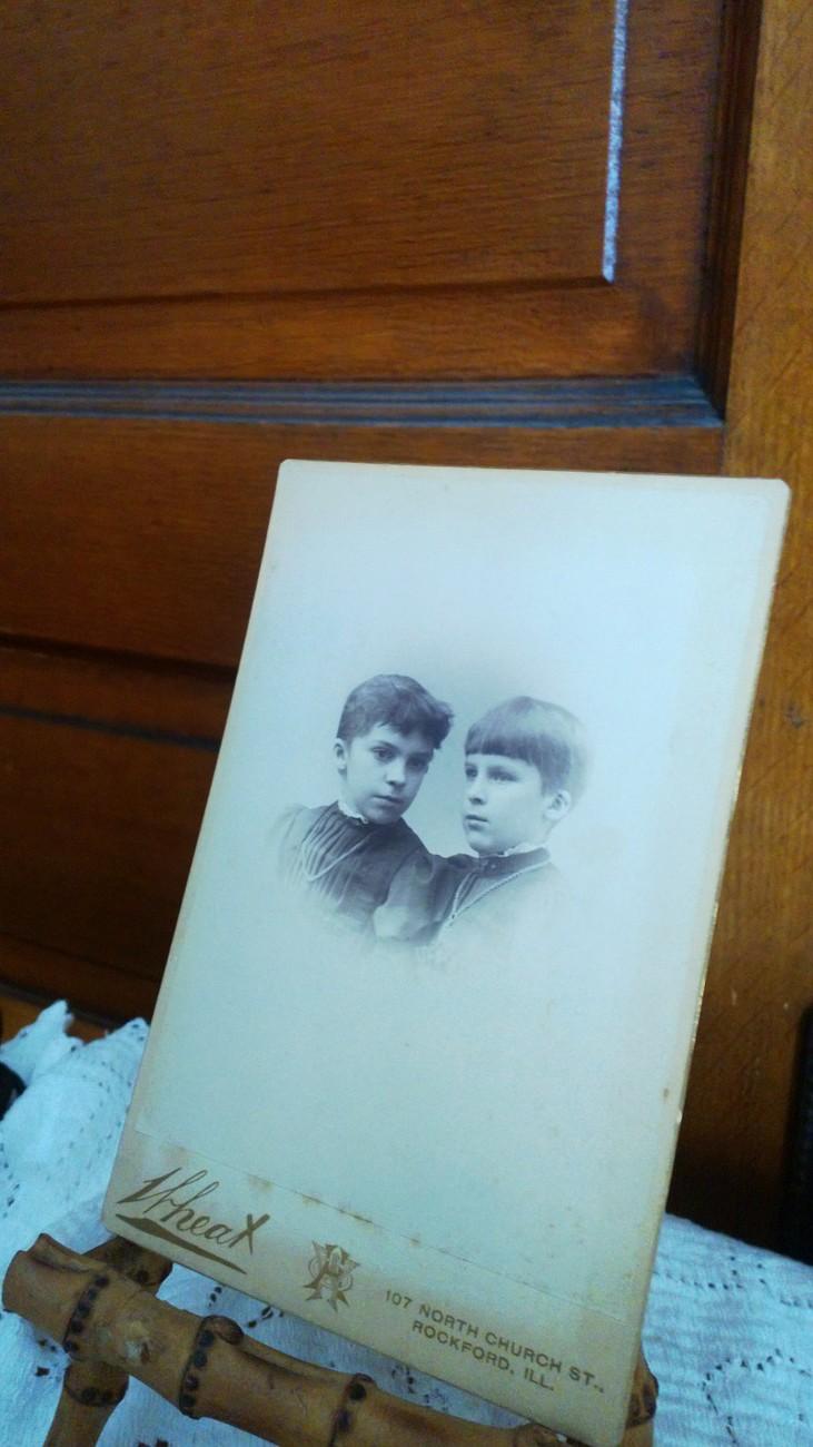 Vintage Boys Photo