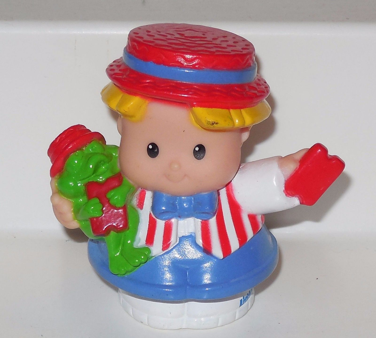 Fisher Price Current Little People Boy FPLP #2