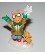Hallmark Keepsake Ornament Arthur A Perfect Christmas 25th Anniversary 2... - $14.80