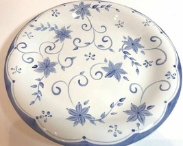 """ASHLEY COLLECTION"" Dinner Plate By Sonoma Home Goods 10 3/4"" D - $12.86"