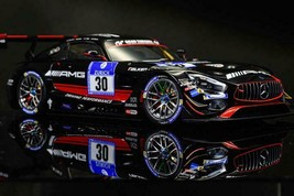 TAMIYA Mercedes AMG GT3 Nut24H 2016 decal 1/24 Plastic model Finished pr... - $219.77