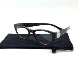 Giorgio Armani AR7022-H 5026 Dark Tortoise Havana Eyeglasses Frame 50-19... - $67.74