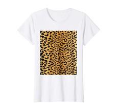 Teacher Style - My Human Costume I'm Really A Leopard Funny T-Shirt Wowen - $19.95+