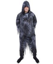 Zombie Nightmare Robe Costume | Grey Scary Costumes - $23.85