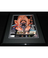 Freestyle Metal X 2003 PS2 XBox Framed 11x14 ORIGINAL Advertisement - $34.64