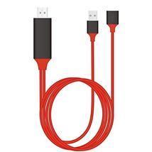 New Digital Type-C USB to TV AV Adapter HDTV Ultra HD HDMI Converter Cable - $20.70