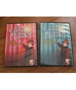 2 The Carol Burnett Show Carol's Favorites (3 disc total) Time Life  DVDs - $12.00
