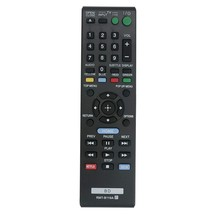 New Rmt-B119A Rmt B119A Replaced Remote Fit For Sony Bdpbx18 3D Blu-Ray Bd Dvd P - $13.99