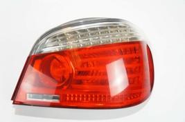 08-2010 bmw e60 528xi 535i 550i right passenger tail light brake stop lamp  - $138.59