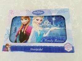 Disney Frozen 4x6 Illuminart Family Forever Lighted Canvas Art - $6.92