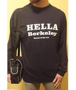 HELLA BERKELEY CLOTHING™ HEROES OF THE 510 LONG SLEEVED T-SHIRT - $20.99+