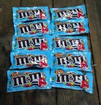 10 NEW EXPIRED PACKAGES BIRTHDAY CAKE M&M'S CANDY RARE - $9.70