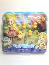 Enchantimals Dinah Duck Doll With Pets - Brand New 2020 - $39.60