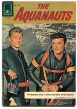 The Aquanauts 1197 GDVG 3.0 Dell Four Color 1961 TV Tie In Dan Spiegle - $8.90