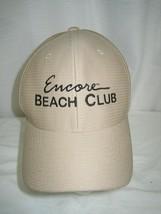 ENCORE BEACH CLUB LAS VEGAS BASEBALL HAT CAP ADULT ONE SIZE WYNN FLEXFIT... - $14.99