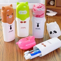 Travel Portable Hiking Camping Toothbrush Holder Box Protect Toothpaste ... - $4.50