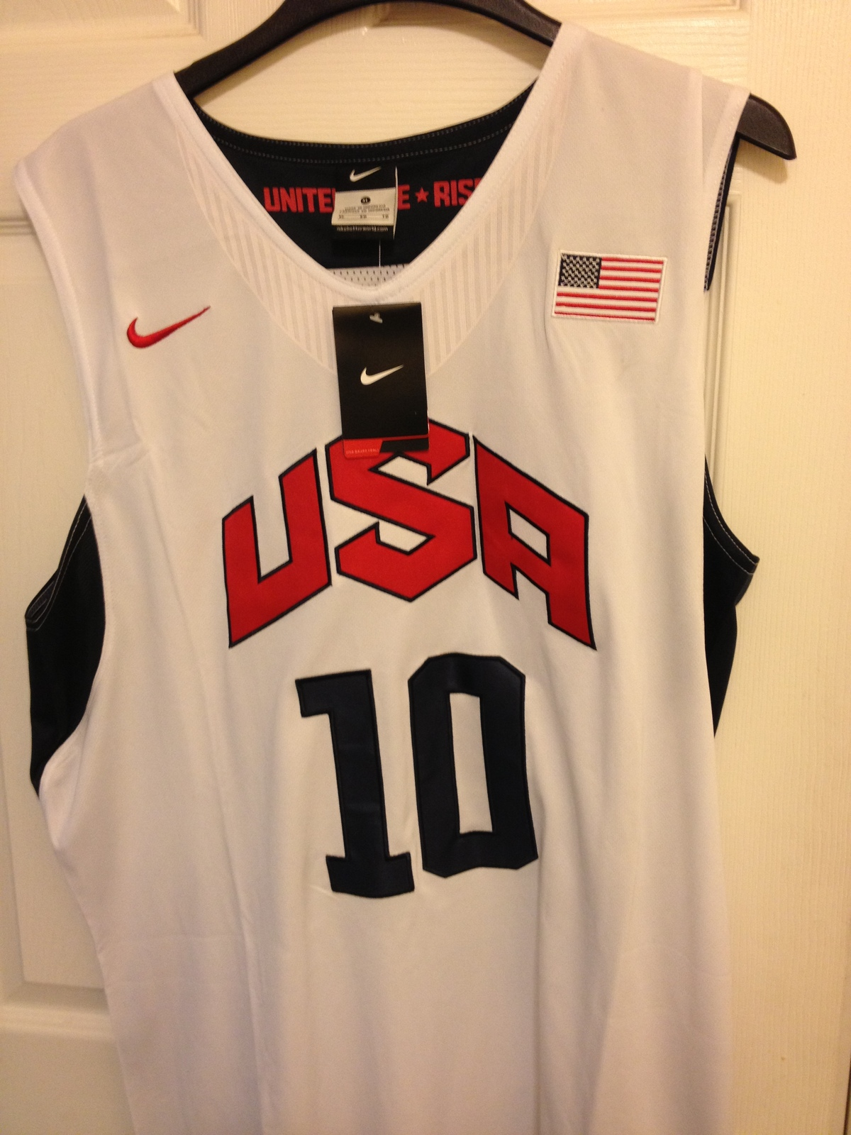 Primary image for Kobe Bryant USA 2012 Olympic Jersey
