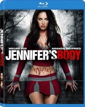 Jennifer's Body (Blu-ray Disc, 2009)