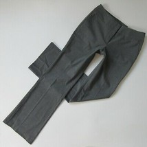 NWT Ann Taylor Curvy Fit in Heather Gray Stretch Suiting Trouser Pants 2... - $18.99