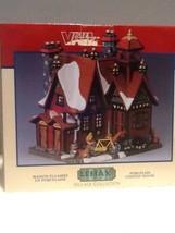 Lemax Vail Village - Mill Valley School - #45021 - Mint - £11.36 GBP