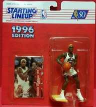 Starting Line-up 1996 Edition Dennis Rodman Bulls NBA Kenner - £20.39 GBP