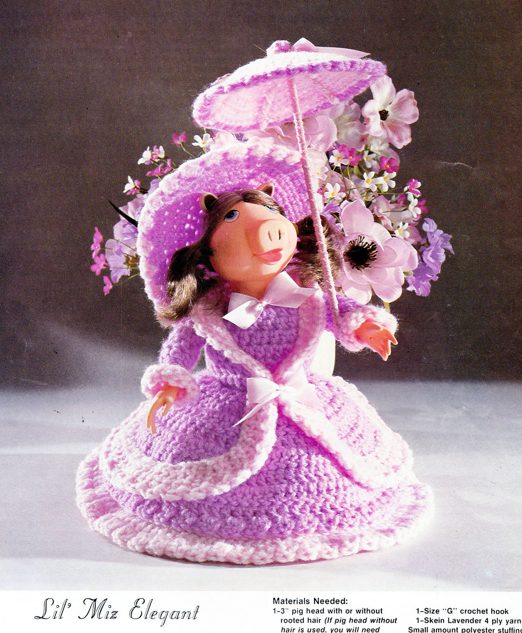 Primary image for CROCHET CELEBRATIONS DOLLS DAME DOROTHY MM851