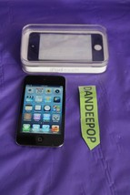 Apple iPod touch 4th Generation Black (32 GB) Cracked Screen - $34.64