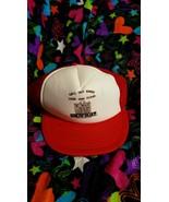 Showboat Las Vegas Nevada Red / White Snapback Hat showboat bingo baseba... - $7.69