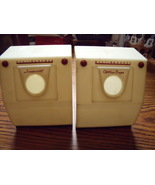 Westinghouse Advertising Washer and Dryer Salt and Pepper Shakers - $50.00