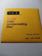 Kodak CC20C 75MMX75MM Filter - $19.17
