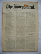 The Independent Vol XLVIII September 24, 1896 No. 2495 - $25.00