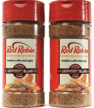 2 Count Red Robin Bold Gourmet Flavor Signature Seasoning Blend 4Oz BB 1... - $21.99