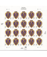 Collectible USA Postage Stamps 2003: Purple Heart Sheet MNH Scott 3784 - $11.99